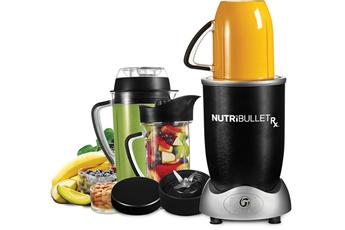 Blender NUTRIBULLET RX 10 PIECES NOIR Nutribullet
