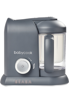 Robot multifonction Beaba BABYCOOK SOLO ANTHRACITE 912794