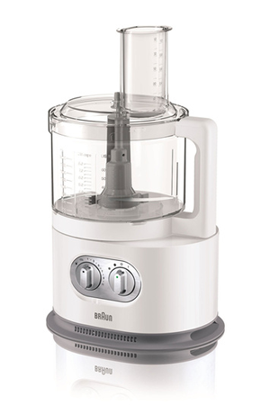 Robot multifonction braun identity fp5160 wh darty for Robot cuisine braun
