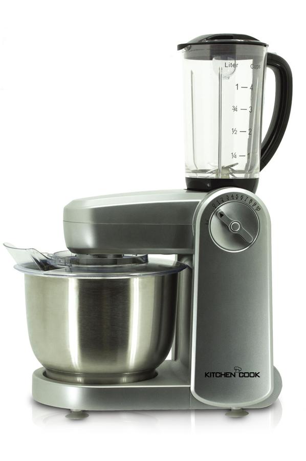 robot patissier kitchen cook mixmaster v2 silver edition. Black Bedroom Furniture Sets. Home Design Ideas