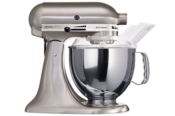 Robot patissier ARTISAN NICKEL BROSSE 5KSM150 PSENK Kitchenaid