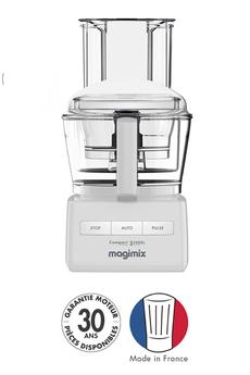Robot multifonction Magimix 18370F CS 3200 XL Blanc
