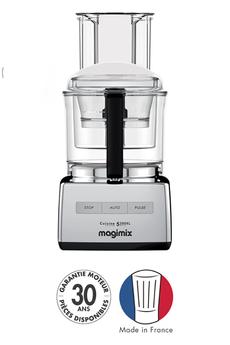 Robot multifonction Magimix CS5200 XL PREMIUM CHROME BRILLANT 18715
