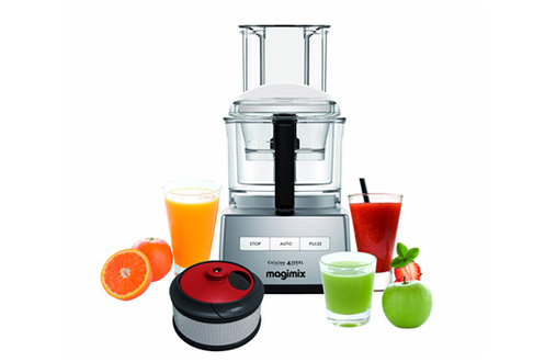 Robot Multifonction Magimix Cs4200xl Mat Coffret Smoothie Darty