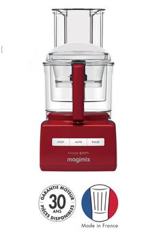 Robot multifonction Magimix CS5200 XL PREMIUM ROUGE 18713