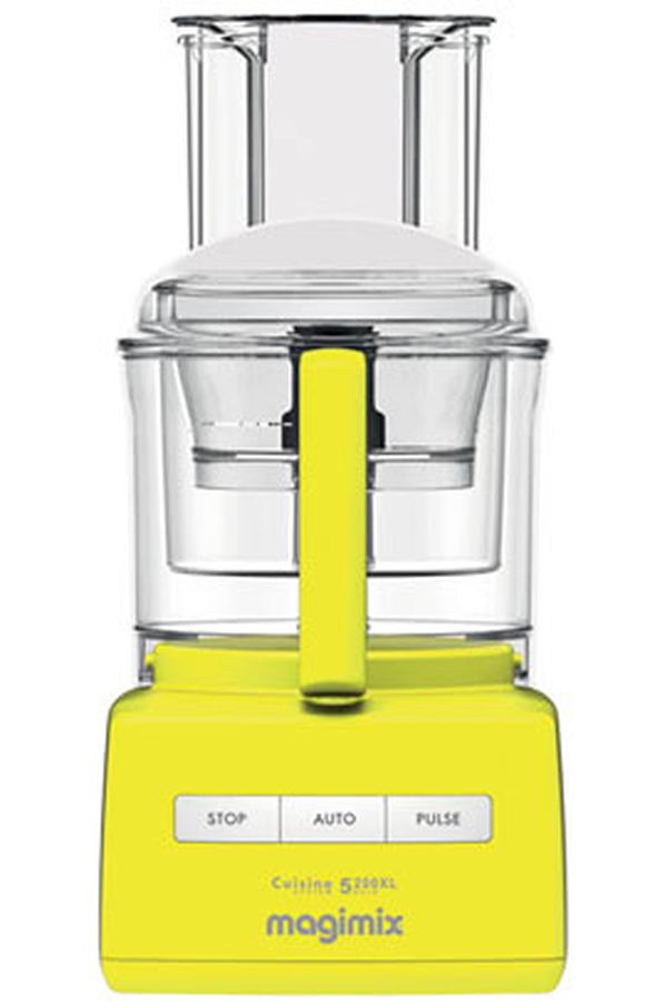 Robot multifonction magimix cs5200xl 18565f jaune for Avis robot multifonction magimix