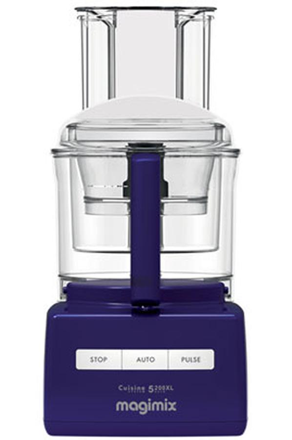 Robot multifonction magimix cs5200xl premium bleu 18566f 18566f 3505227 darty - Magimix cs 5200 xl premium ...