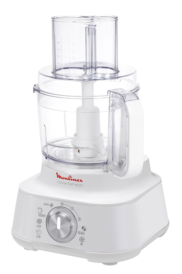 Robot multifonction moulinex mc8000 blanc 4157869 darty for Robot cuisine moulinex