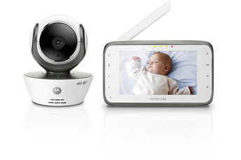 Ecoute bébé MBP854 HD CONNECT Motorola