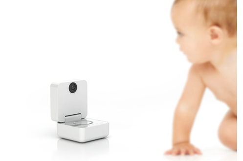 Ecoute bébé Withings SMART BABY MONITOR