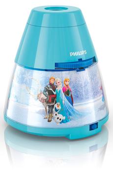 Veilleuse Reine Des Neiges Philips