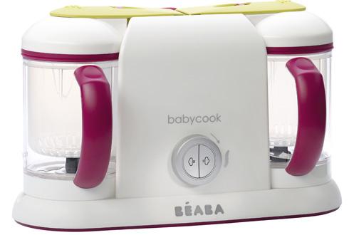 Mixeur cuiseur BABYCOOK DUO GIPSY Beaba
