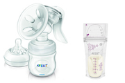 Philips SCF330/20 NATURAL AVENT + SCF603/25 AVENT