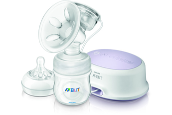 Tire-lait Philips SCF332/01 NATURAL AVENT