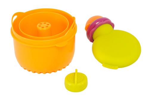 accessoire repas beaba kit kitbabycoo x3 1245295 darty. Black Bedroom Furniture Sets. Home Design Ideas