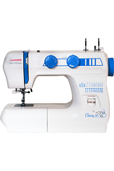 Machine a coudre Janome CHERRY 21