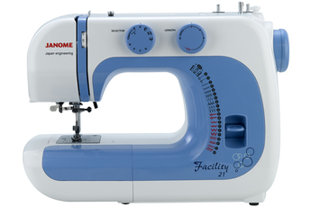 Machine a coudre FACILITY 21 Janome