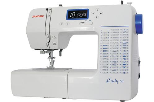 JANOME LADY 50