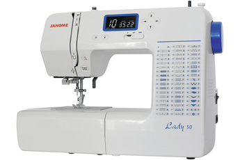 Machine a coudre JANOME LADY 50 Janome