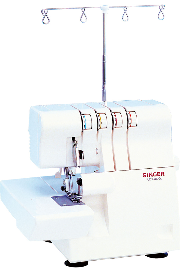 Machine a coudre singer surjeteuse 14sh644 3653889 darty for Machine a coudre darty