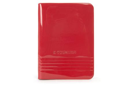 Valise Tucano Porte-passeport rouge sj4pOndEG
