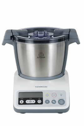 Robot cuiseur kenwood ccc230wh kcook 4099095 darty for Robot de cuisine cuiseur