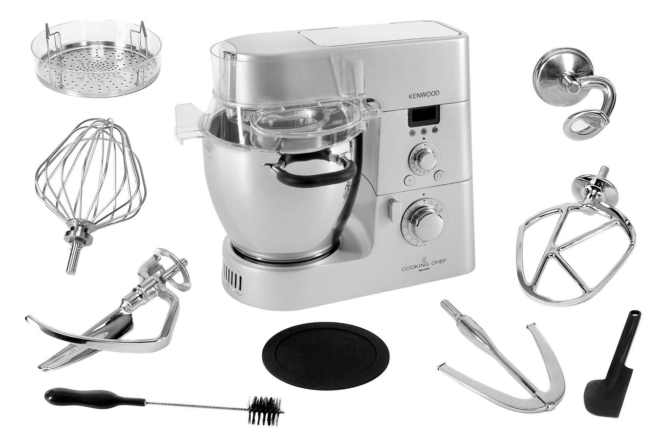 robot cuiseur kenwood km069 cooking chef cookingchef darty. Black Bedroom Furniture Sets. Home Design Ideas