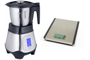 Robot cuiseur TKGHA1003 + KS5 Kitchen Originals