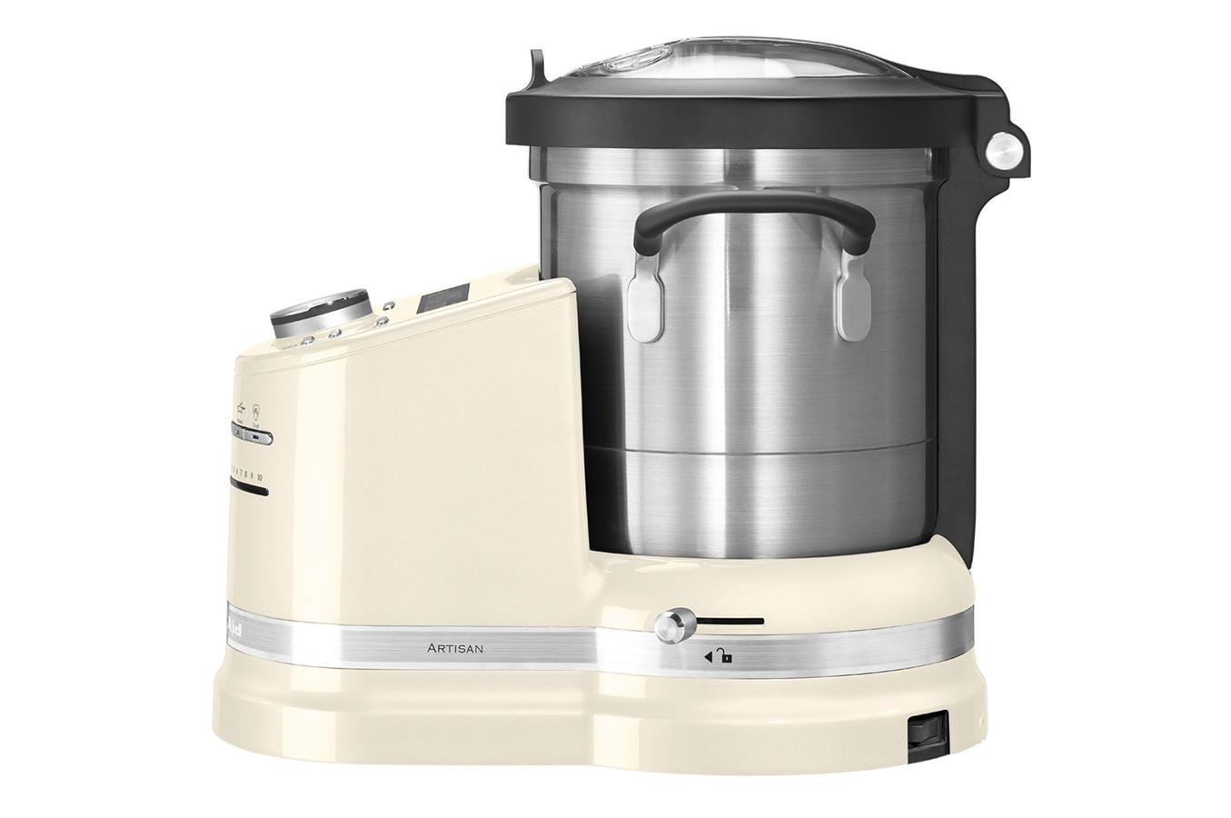 robot cuiseur kitchenaid 5kcf0103eac 5 cook processor creme 5kcf0103eac 5 cook processor creme. Black Bedroom Furniture Sets. Home Design Ideas