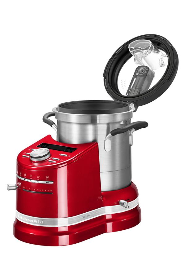 robot cuiseur kitchenaid cook processor 5kcf0103eer 5 rouge empire. Black Bedroom Furniture Sets. Home Design Ideas