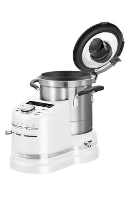 robot cuiseur kitchenaid cook processor 5kcf0103efp 5 blanc givre darty. Black Bedroom Furniture Sets. Home Design Ideas