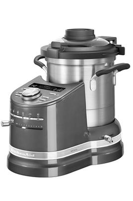 robot cuiseur kitchenaid cook processor 5kcf0103ems 5 gris etain darty. Black Bedroom Furniture Sets. Home Design Ideas