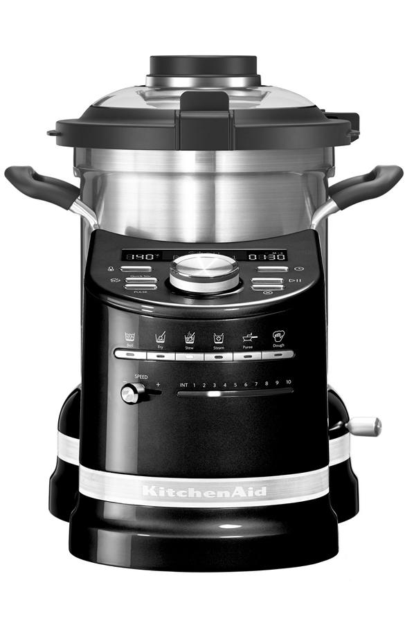 robot cuiseur kitchenaid cook processor 5kcf0103eob 5 noir 4125410 darty. Black Bedroom Furniture Sets. Home Design Ideas