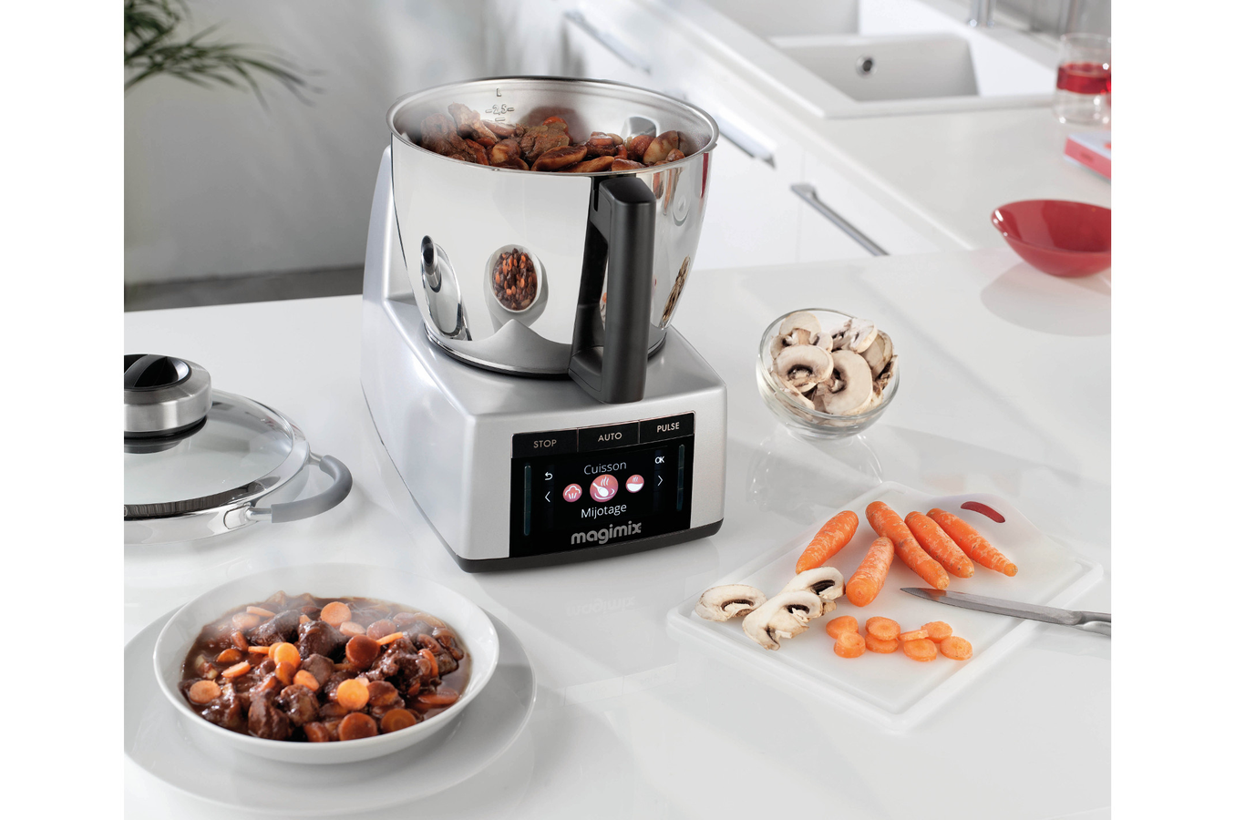 robot de cuisine qui fait tout thermomix tm le robot de. Black Bedroom Furniture Sets. Home Design Ideas