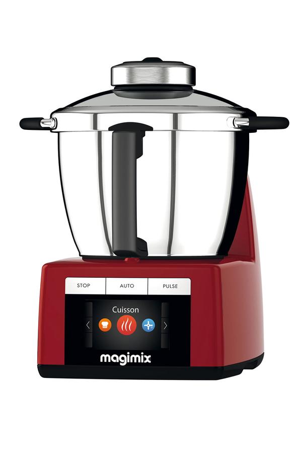 Robot cuiseur magimix 18904 cook expert rouge 4085647 for Robot de cuisine cuiseur