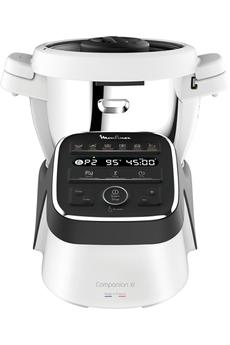 Robot cuiseur Moulinex Companion XL HF80C NoiR Darty
