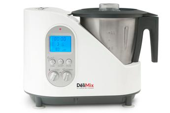 Robot cuiseur DELIMIX QC350 Simeo