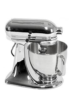 Robot patissier ARTISAN CHROME 5KSM150 PSECR Kitchenaid