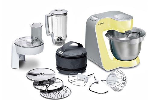 Robot patissier bosch mum54620 3653927 darty for Robot de cuisine bosch mum5
