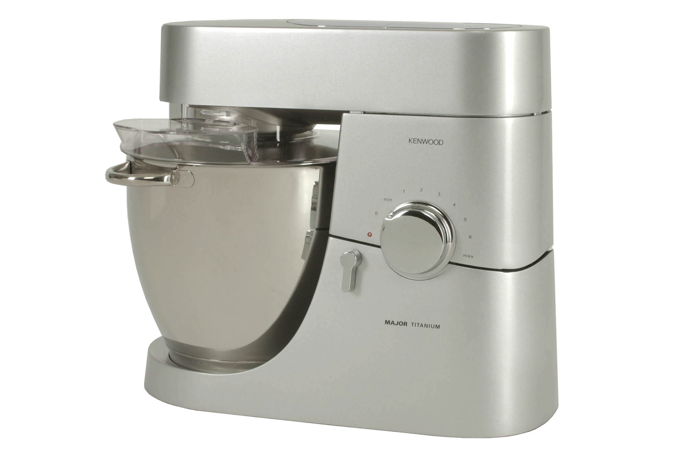 Robot patissier Kenwood KM021 MAJOR TITANIUM (2528045) | Darty