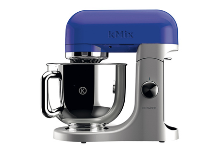 robot patissier kenwood kmx50bl kmix bleu roi darty. Black Bedroom Furniture Sets. Home Design Ideas