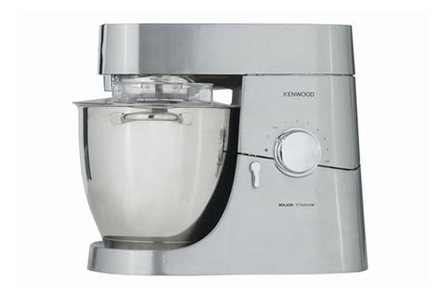 Robot patissier kenwood kmy095 major titanium 4047664 for Robot cuisine kenwood