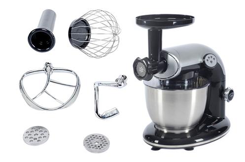 robot patissier kitchen cook ak100 noir hachoir 3349845. Black Bedroom Furniture Sets. Home Design Ideas