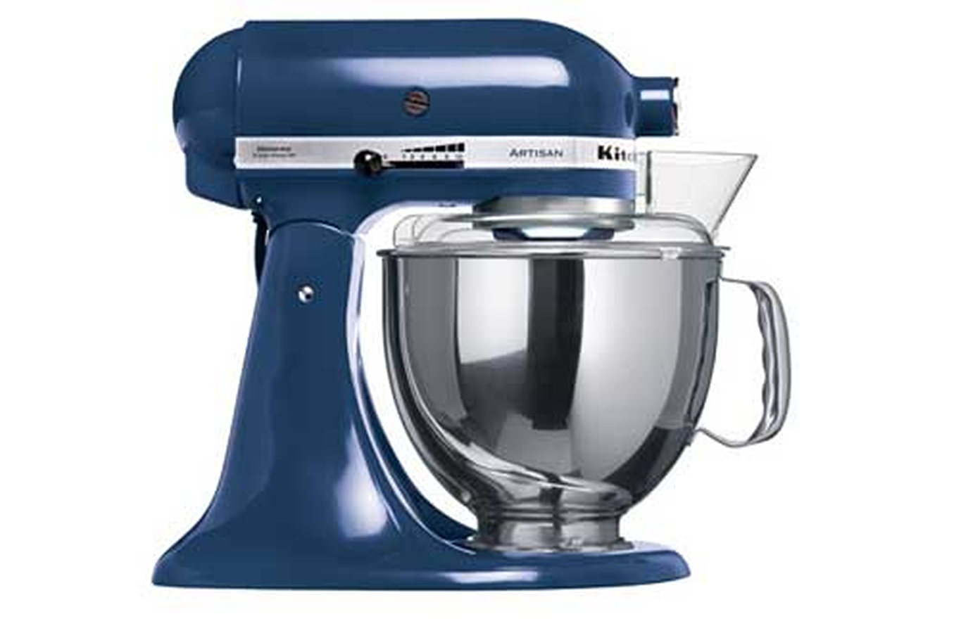 pack robot patissier kitchenaid 5ksm150 bleu av rape 3383040. Black Bedroom Furniture Sets. Home Design Ideas