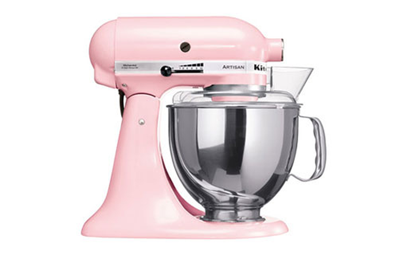 Robot patissier kitchenaid 5ksm150 psepk rose 5 ksm 150 - Robot de cuisine kitchenaid ...