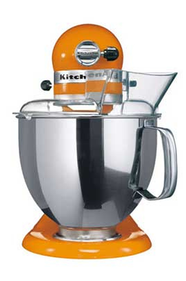 Kitchenaid 5KSM150 PSETG ORANGE