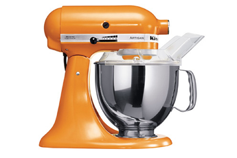 Robot patissier 5KSM150 PSETG ORANGE Kitchenaid