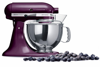 Robot patissier 5KSM150PS EBY PRUNE Kitchenaid