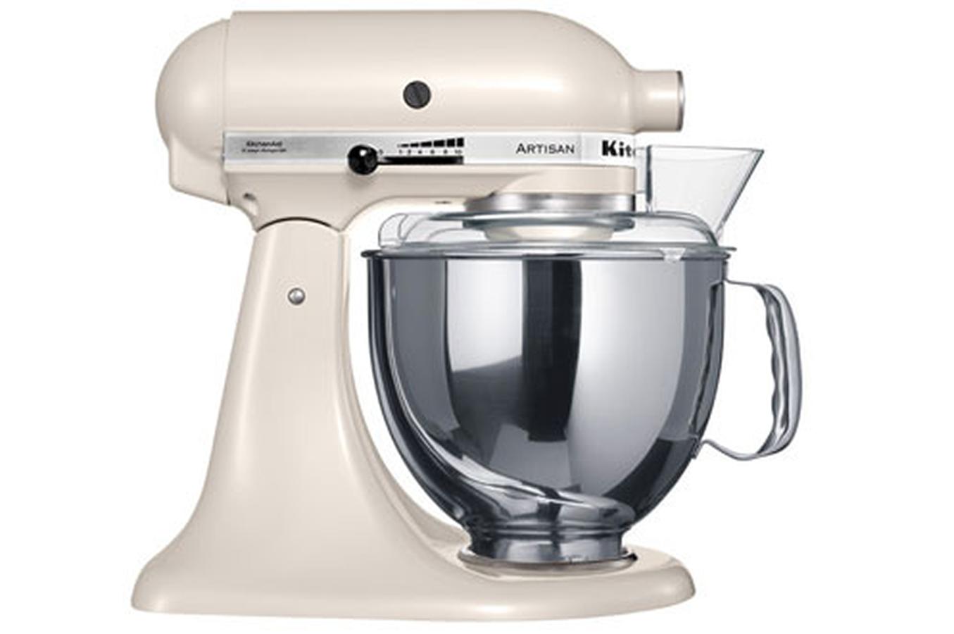 Robot patissier kitchenaid 5ksm150pslt meringue 3456560 for Robot cuisine kitchenaid