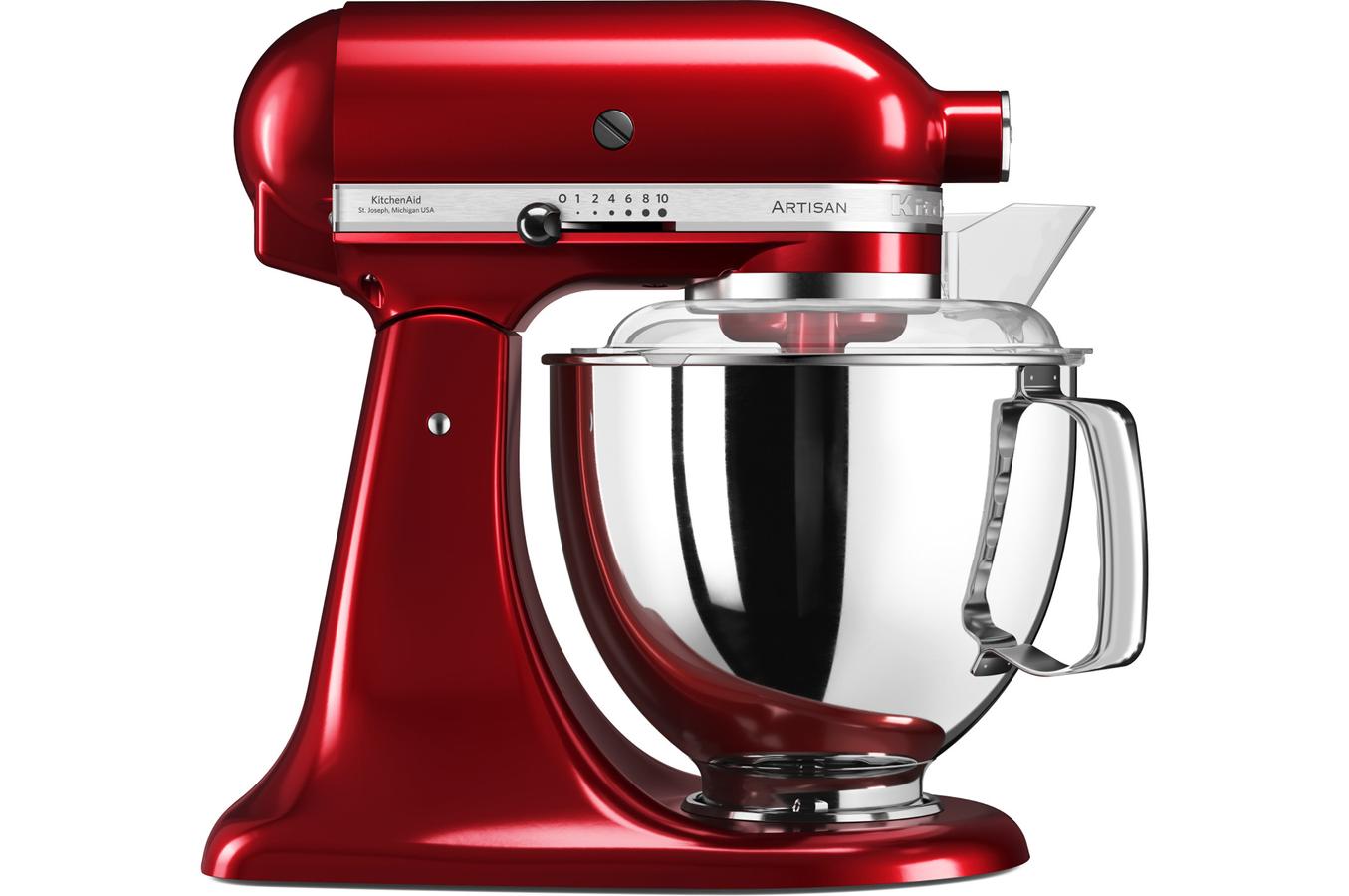 Robot patissier kitchenaid artisan elegance 5ksm175pseca - Robot de cuisine kitchenaid ...